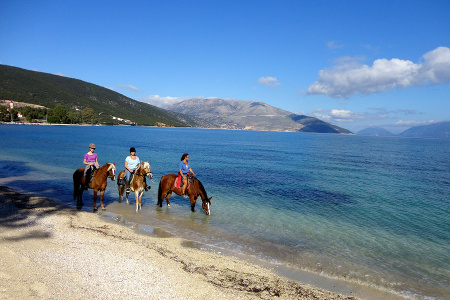 Greece Kephalonia Riding Week