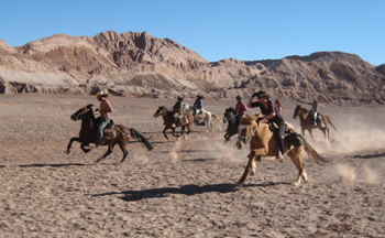Gallop in Moon Valley Oct 2011