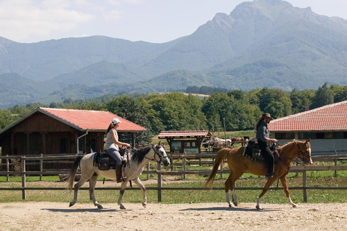 Bulgaria Balkan Riding Week