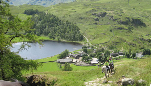 Horse Riding Holidays in UK | Unicorn Trails