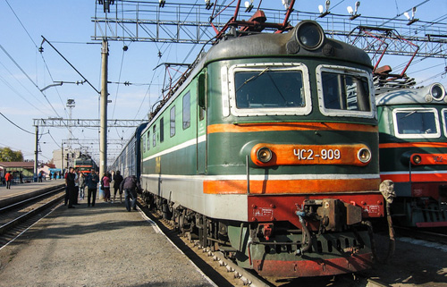 Russia XTS Moscow and Trans-Siberian Railway Extension