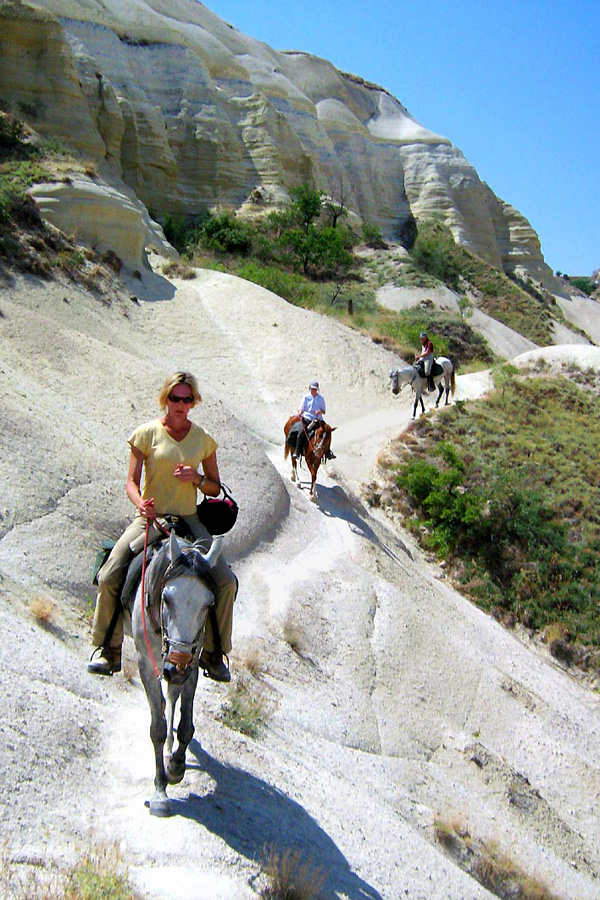 horse riding holiday Cappadocia Turkey