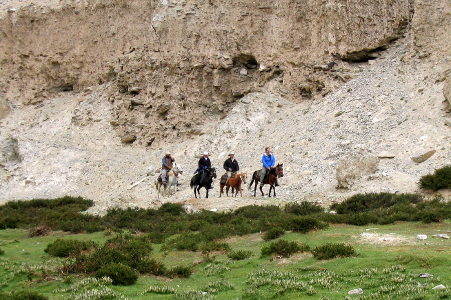 horse riding holiday Ladakh