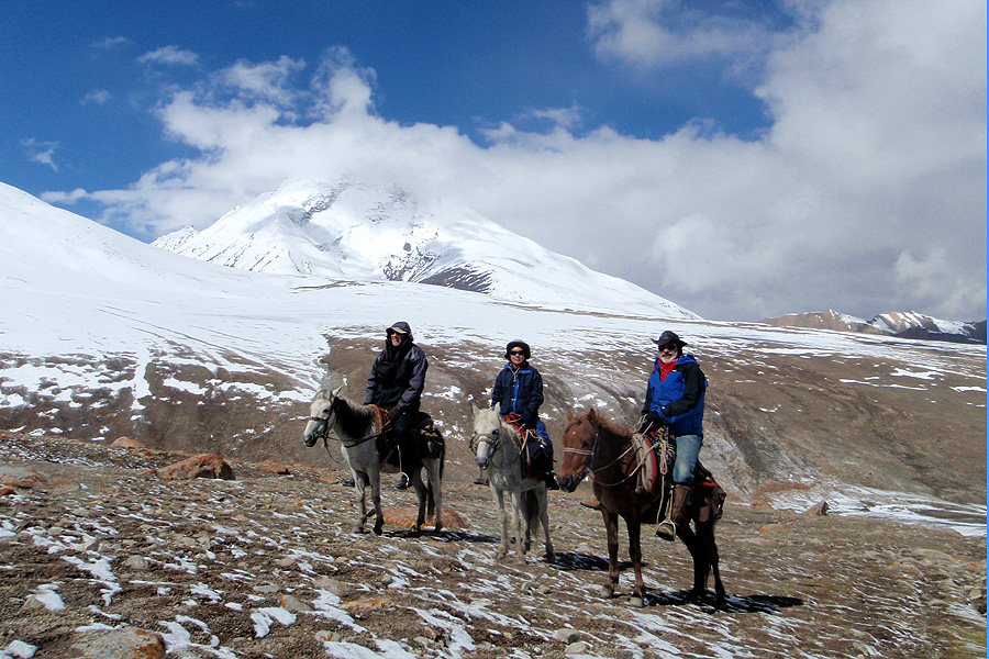 Horse riding holiday Himilayas