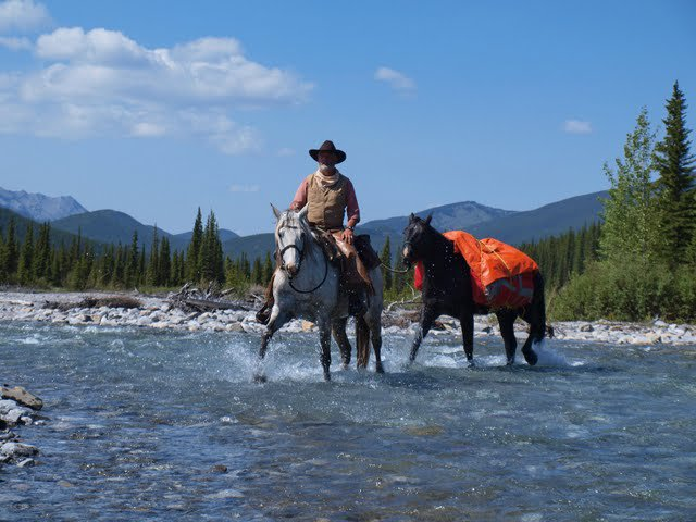 Wilderness Pack Trips Canada Horse Riding Holidays