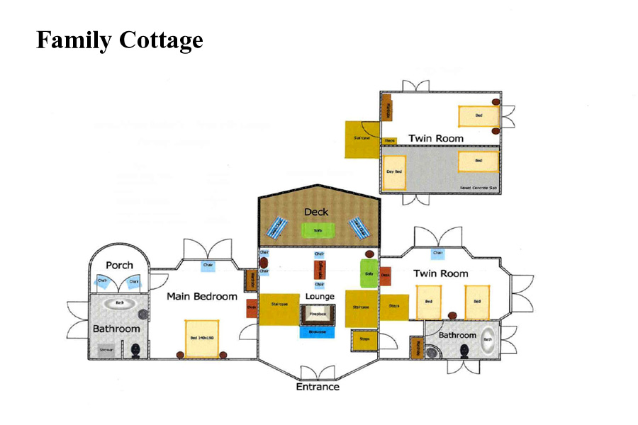 Ants Hill Family Cottage