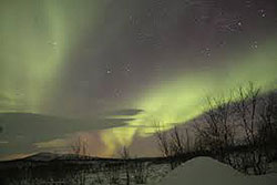 Chance to see Northern Lights