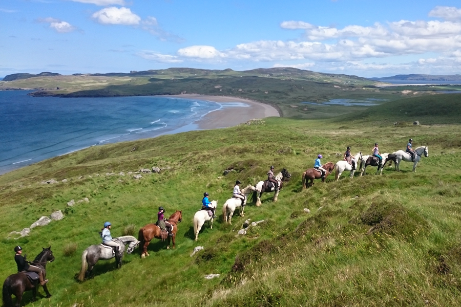 Donegal County CounCil tourism strategy 2017 - 2020