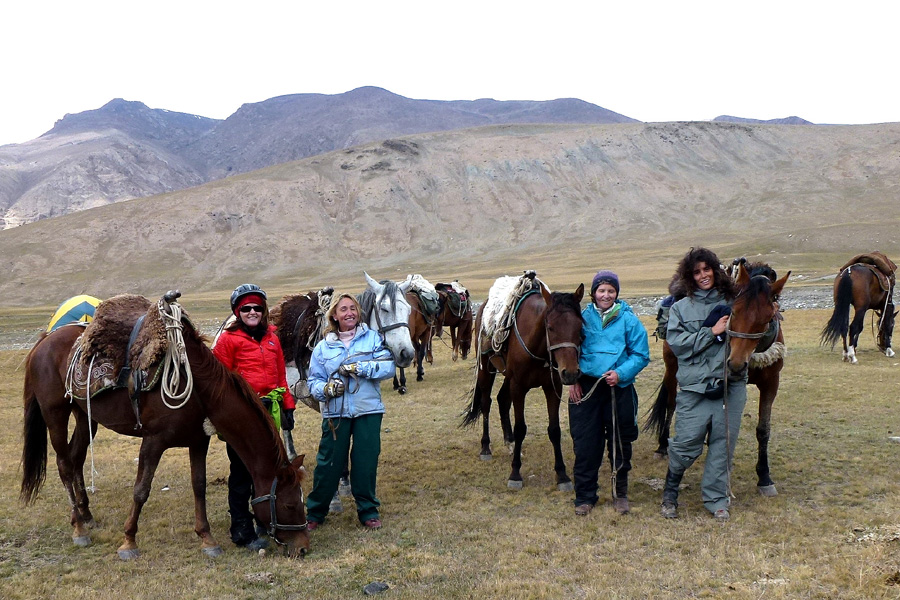 horse riding holiday in Kyrgystan Great Silk Road