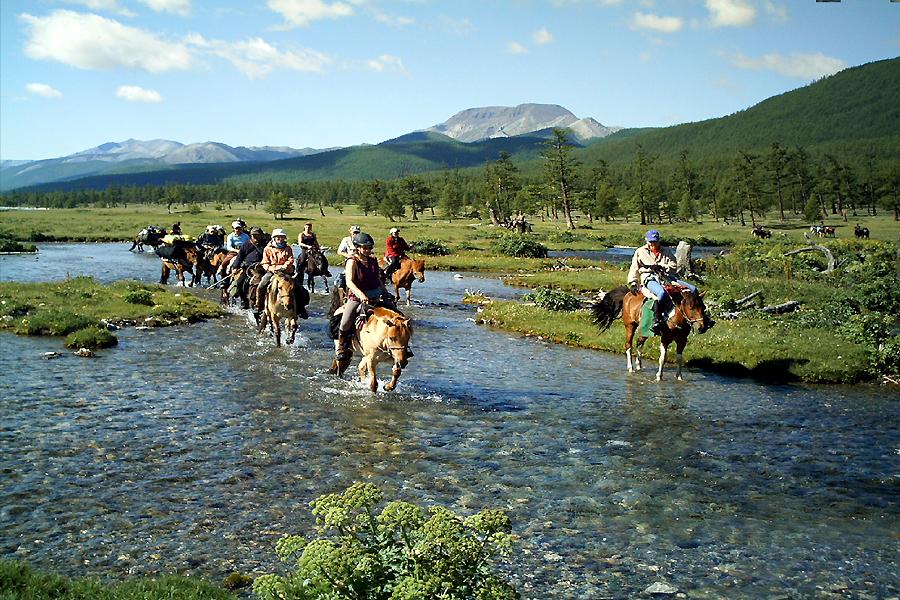 Altai Mountain Trek, Mongolia | Horse Riding Holidays