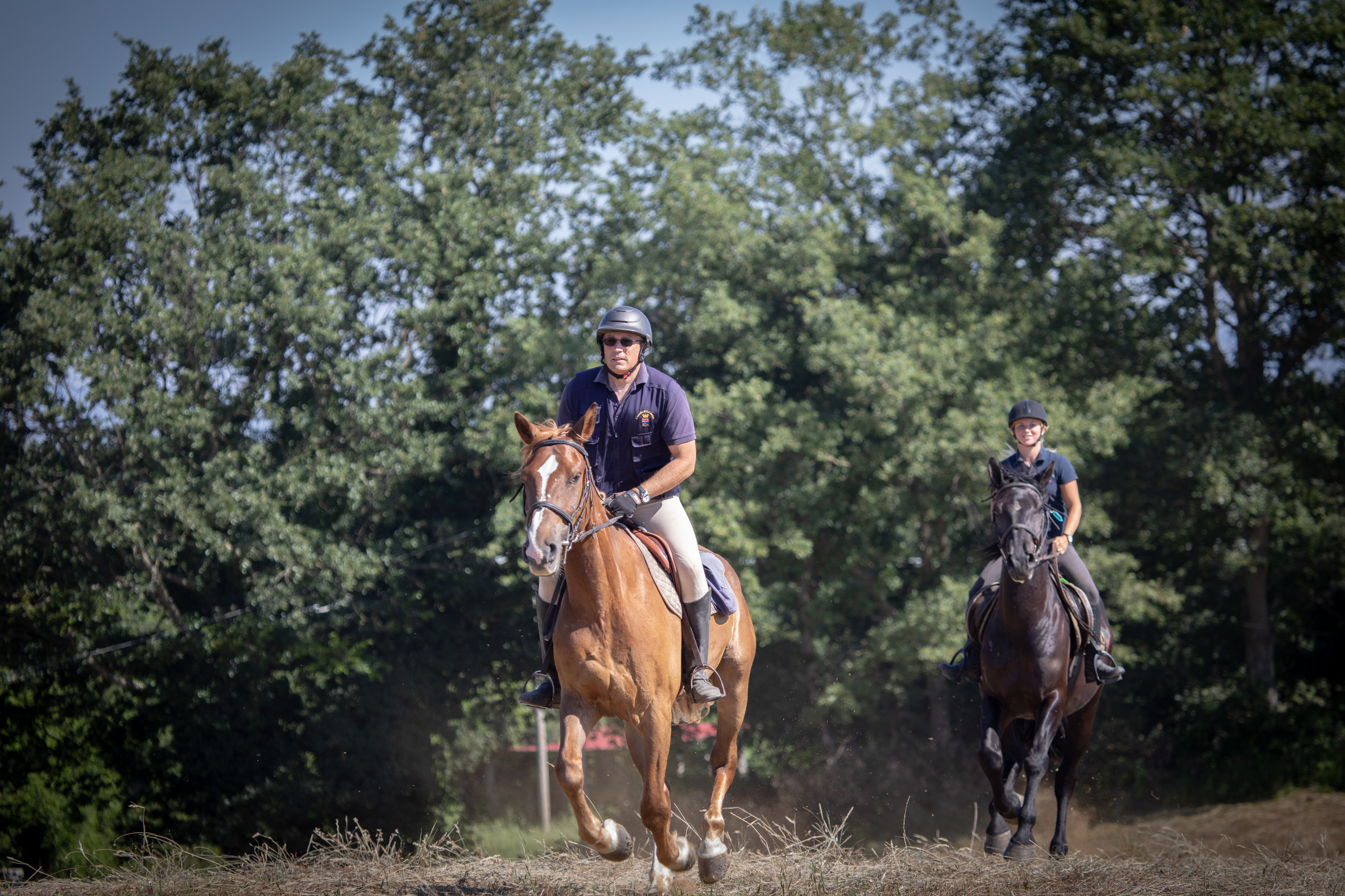 Medieval Castle And Spa Italy Horse Riding Holidays