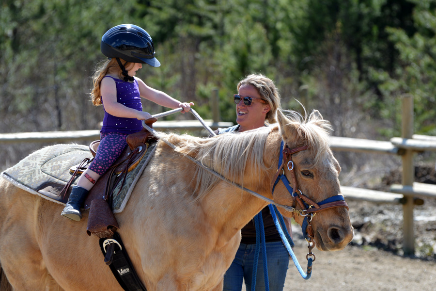 riding lessons in Canada