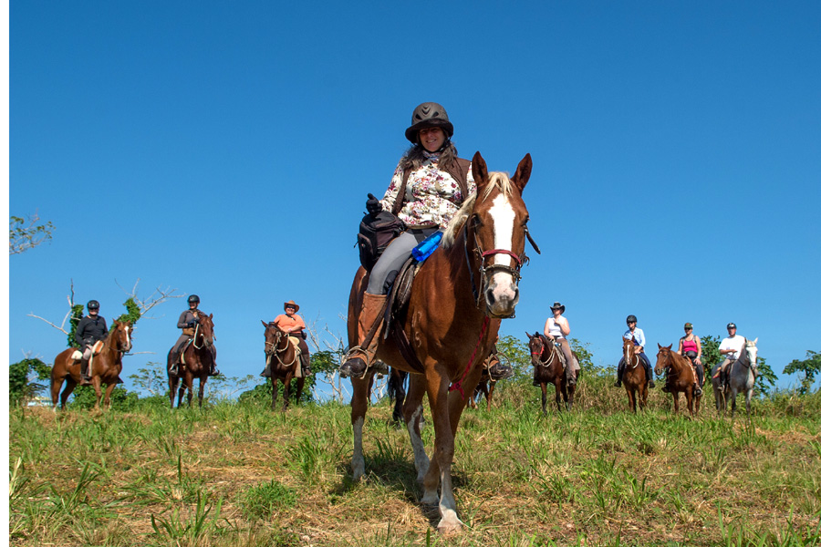 Horse riding holiday in Cuba (c. Shawn Hamilton)