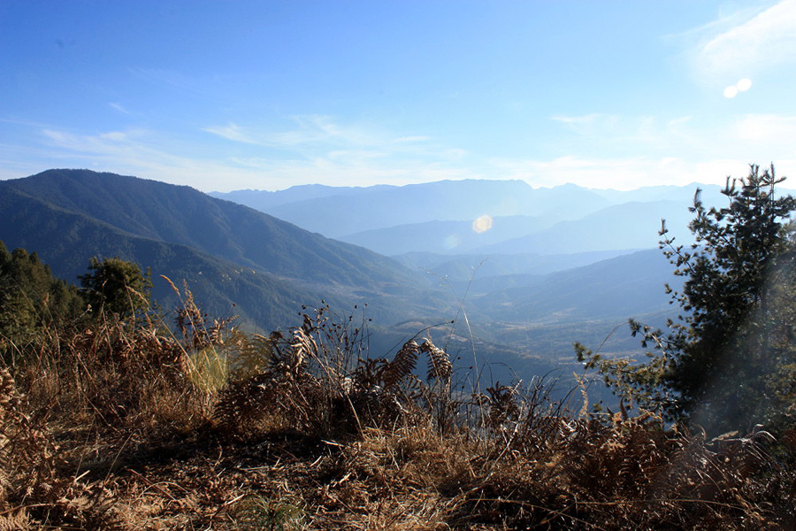 Horseback tour in the Himalaya