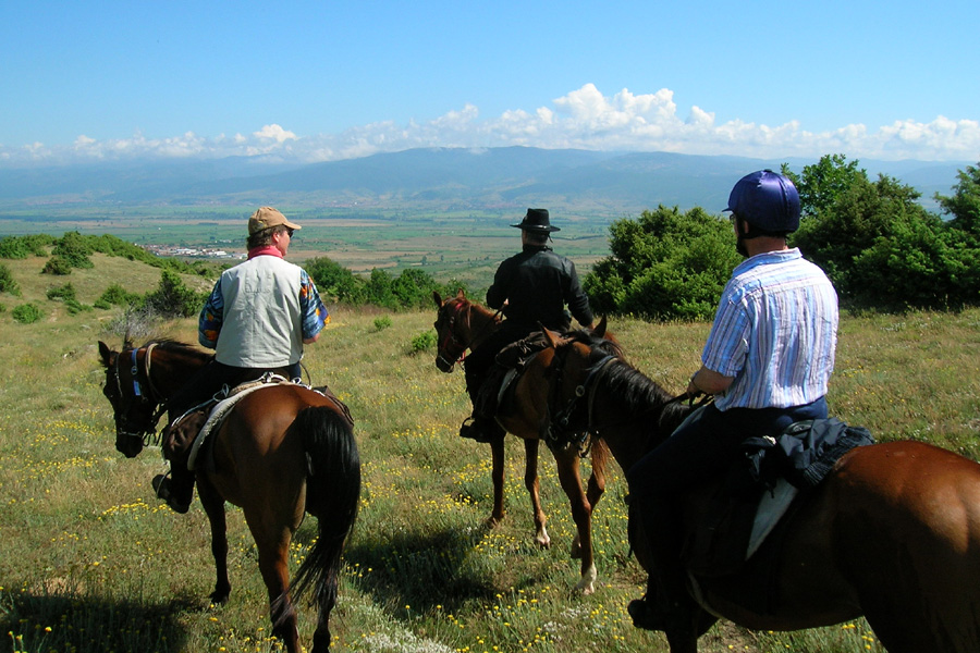 Horse riding holiday in Bulgaria