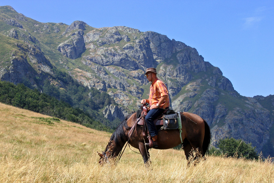 Horse riding trails in Bulgaria