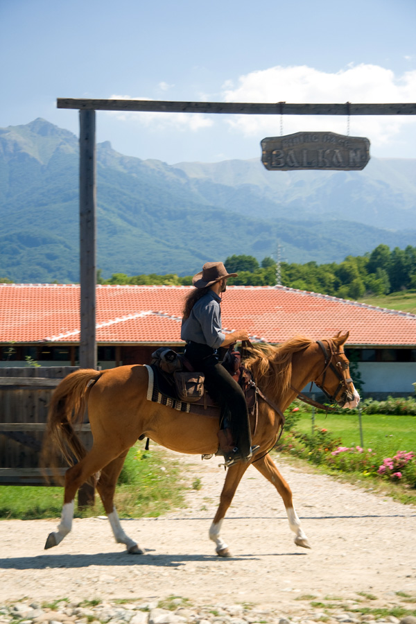 Centre-based horse riding holiday in Bulgaria