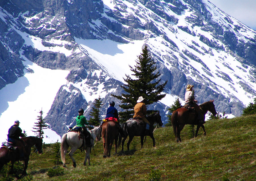 Alberta Rockies Trail Ride, Canada | Horse Riding Holidays