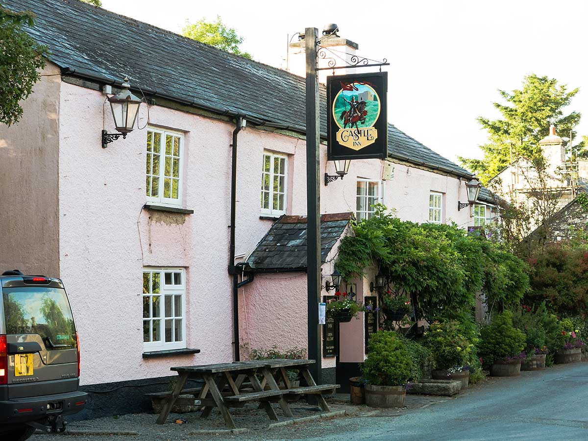 Castl Inn Dartmoor accommodation
